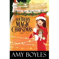 Sweet Tea Witch Mysteries: Southern Magic Christmas (Paperback)