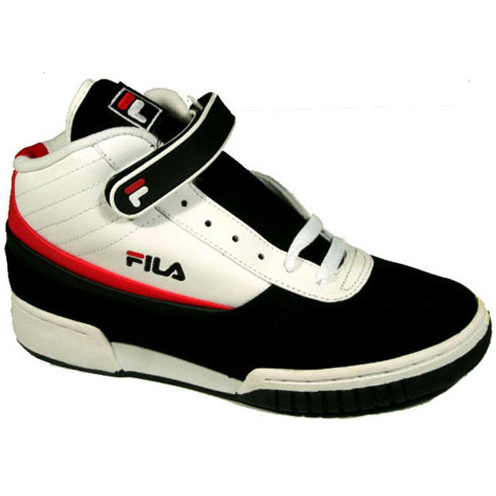 Fila Mens F89 Mid Leather Syn by Fila
