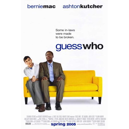 Guess Who POSTER (27x40) (2005)