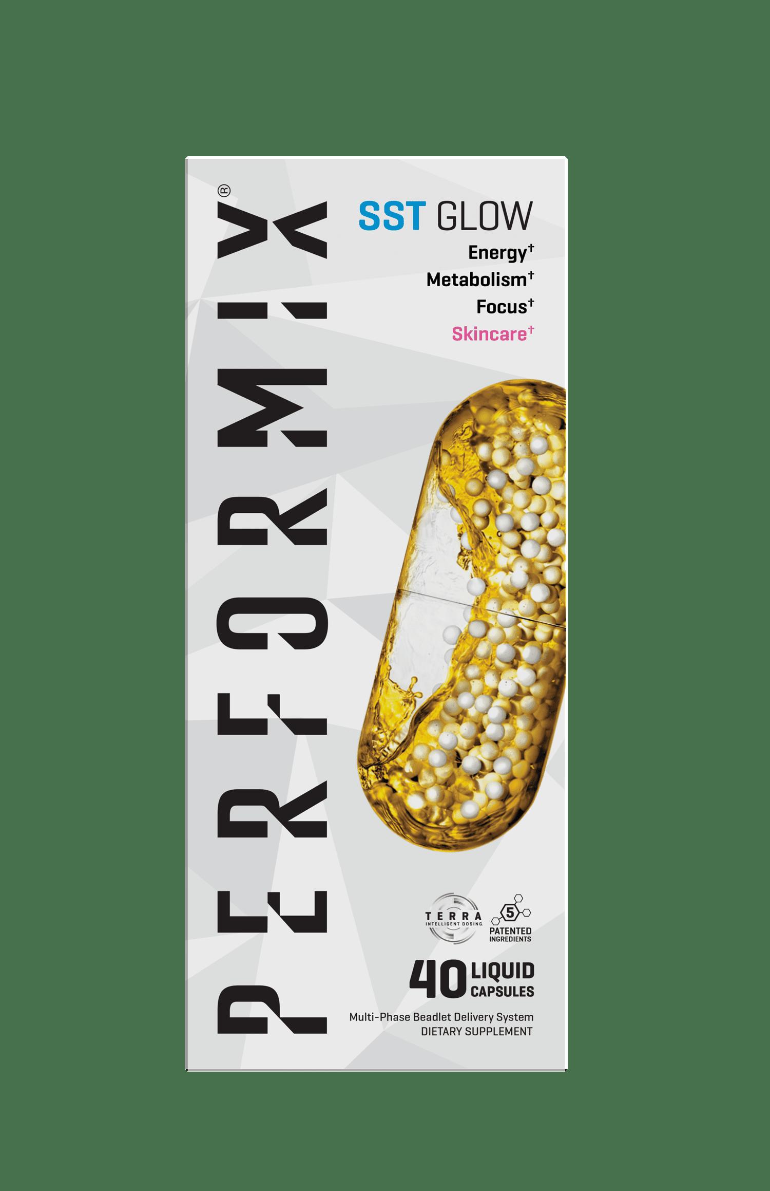 Performix SST Glow Energy, Fat Metabolism & Skin Hydration