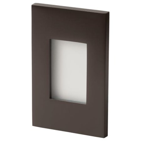 Image of Ambiance Lighting Systems 93496S Vitra 277V Single Light Vertical LED Outdoor St