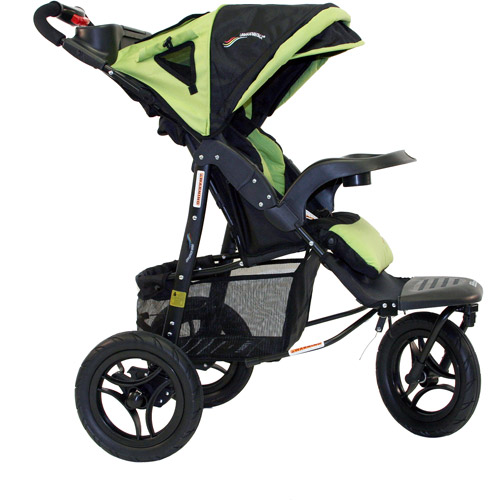 Go-Go Babyz - Urban Advantage Stroller, Leaf Green