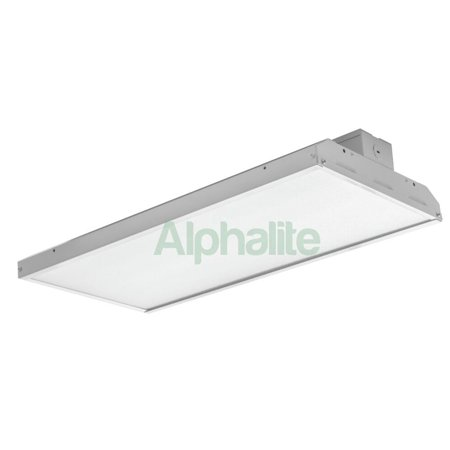 Alphalite EHB2-13/850 110W 13750Lum  slim linear hi-bay LED light fixture