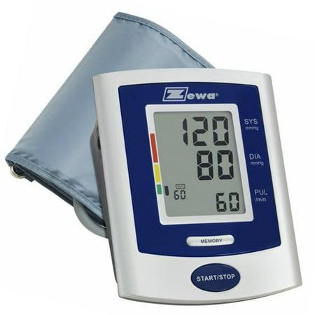 Zewa UAM-830 Automatic Blood Pressure Monitor, XL Cuff (13.4