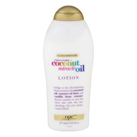 Ogx Extra Creamy   Coconut Miracle Oil Lotion 19 5 Oz