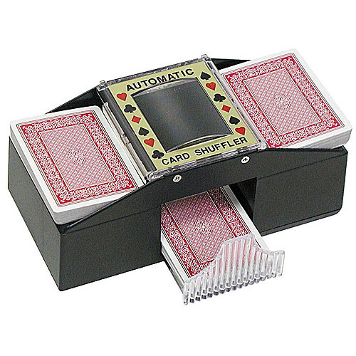 Trademark Poker Texas Hold'Em Card Shuffler