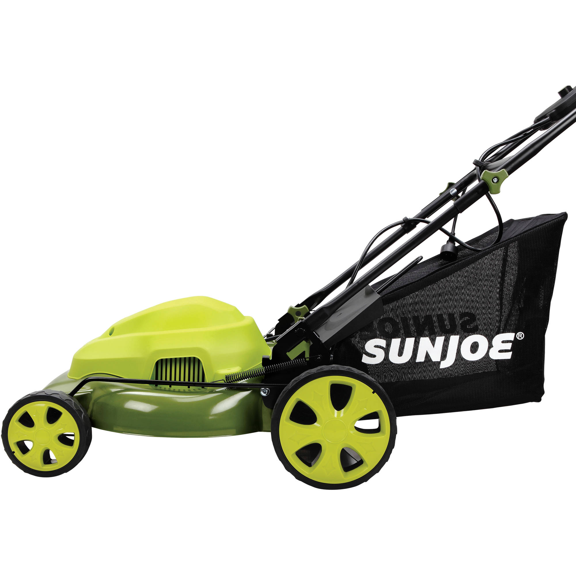 "Sun Joe Mow Joe 20"" 12-Amp Electric Lawn Mower"