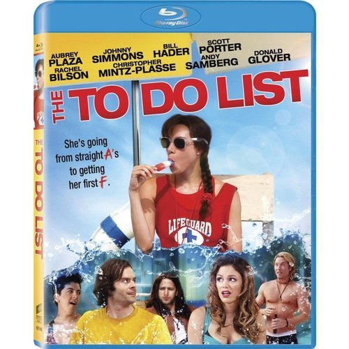 The To Do List (Blu-ray) (With INSTAWATCH) (Widescreen)