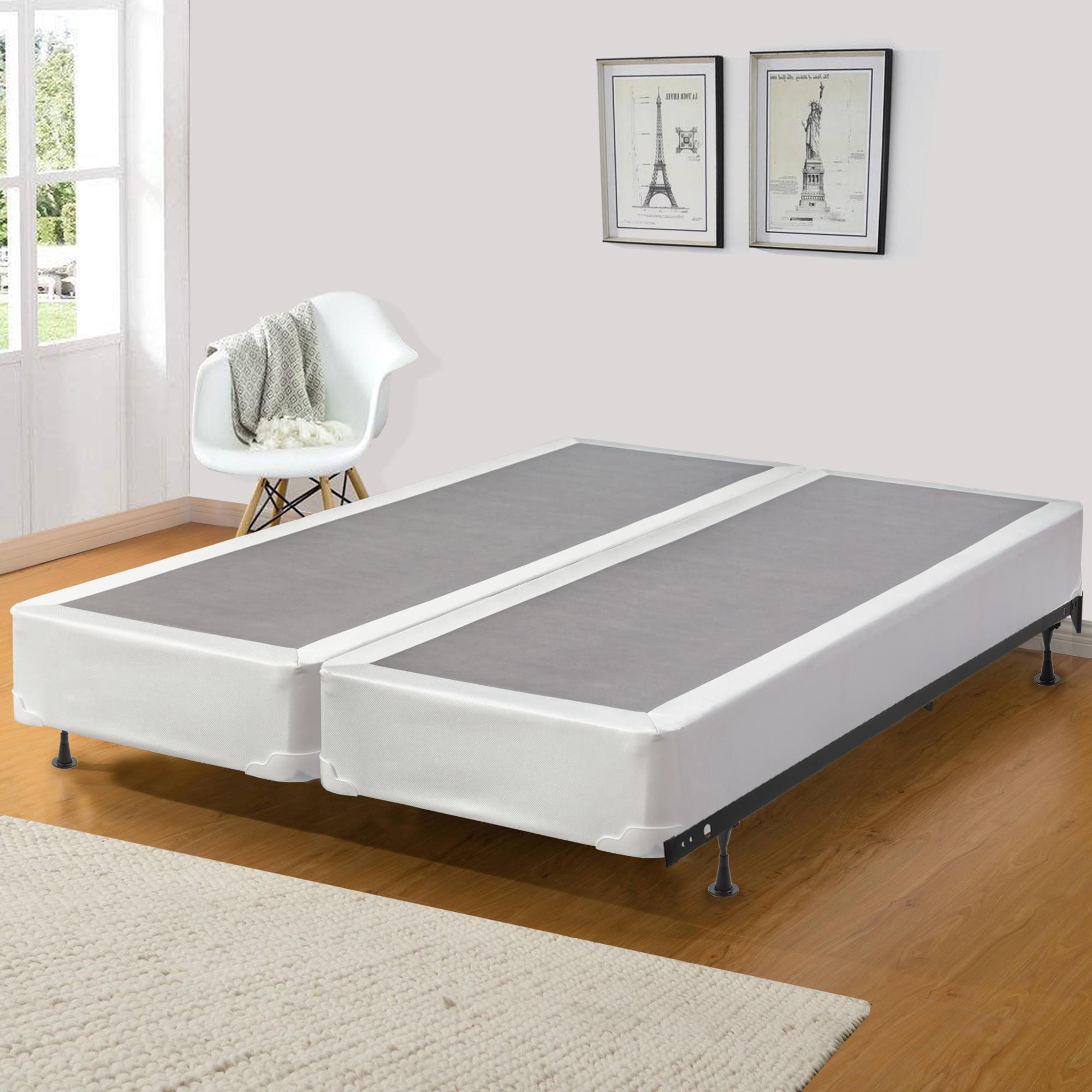 Continental Sleep, 8 Inch Wood Box Spring/Foundation For Mattress