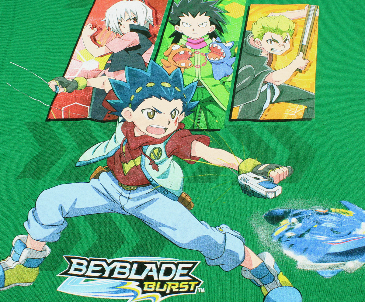 Beyblade Burst Boys Briefs 3 Pack Let it Rip Made of 100/% Cotton Different Sizes for Children