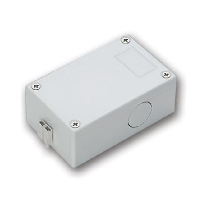 Hera Lighting Hlshwcxl Slimlite Hardwire Connector Box