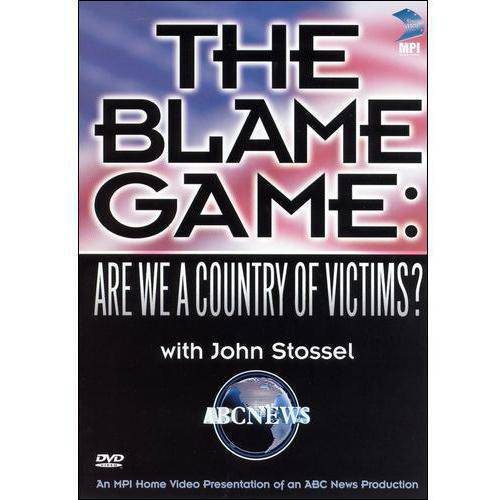 Blame Game: Are We a Country Of Victims?