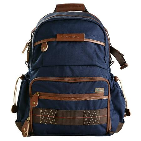 Vanguard Havana 41 Backpack (Blue) for Sony, Nikon, Canon, Fujifilm Mirrorless, Compact System Camera (CSC), DSLR,