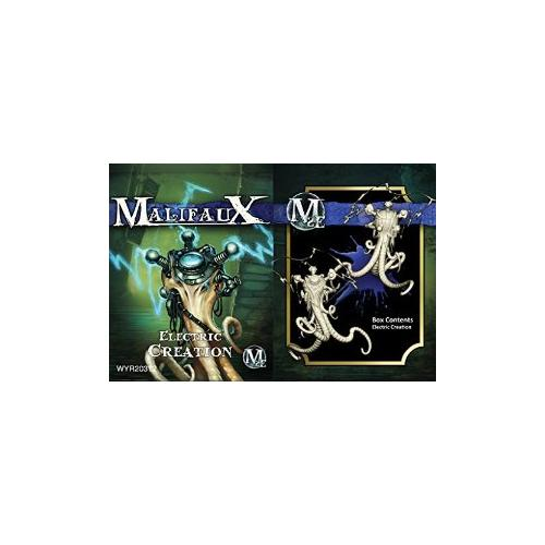 Malifaux: Arcanists Electric Creation Multi-Colored