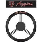 NCAA Texas A&M Aggies Steering Wheel Cover