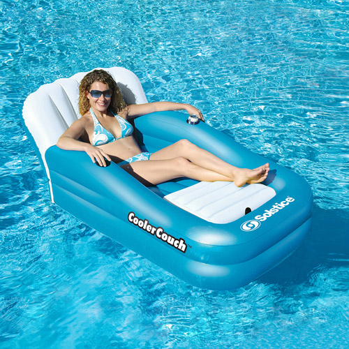 Oversized Cooler Couch Pool Inflatable