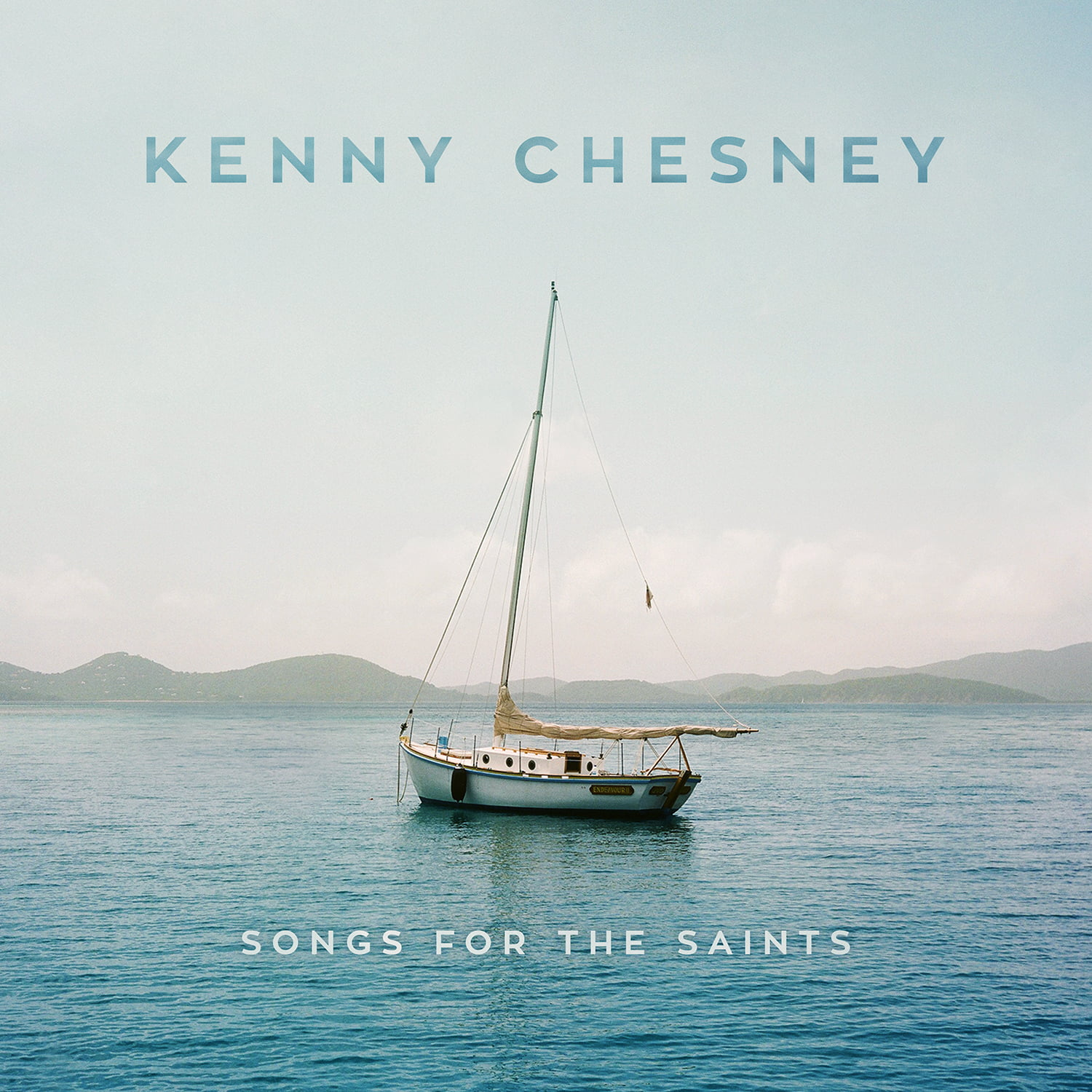 Kenny Chesney - Songs For The Saints (CD) - Walmart.com
