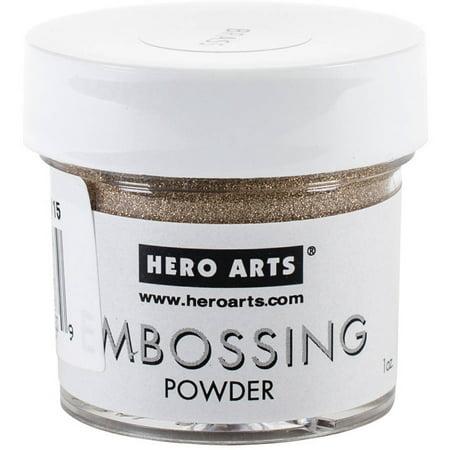 Embossed Brass Buckle - Hero Arts Embossing Powder, 1oz