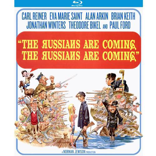 The Russians Are Coming, The Russians Are Coming (Blu-ray) KICBRK1500