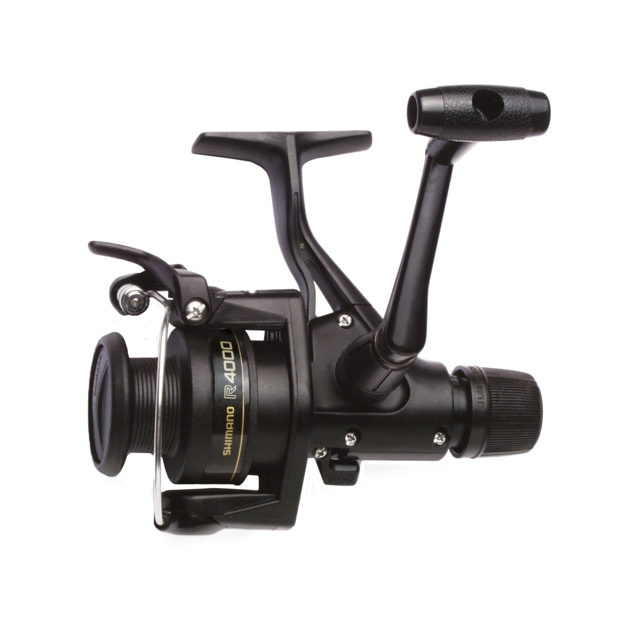 Shimano IX1000R Spinning Reel 1000 Reel Size, 4 1:1 Gear Rtio, 19