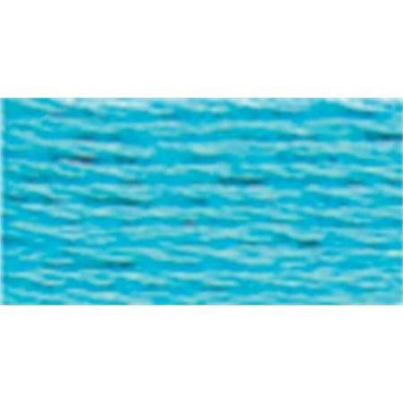 DMC: Cone Floss DMC 6-Strand Embroidery Cotton 100g Cone-Turquoise Light Bright