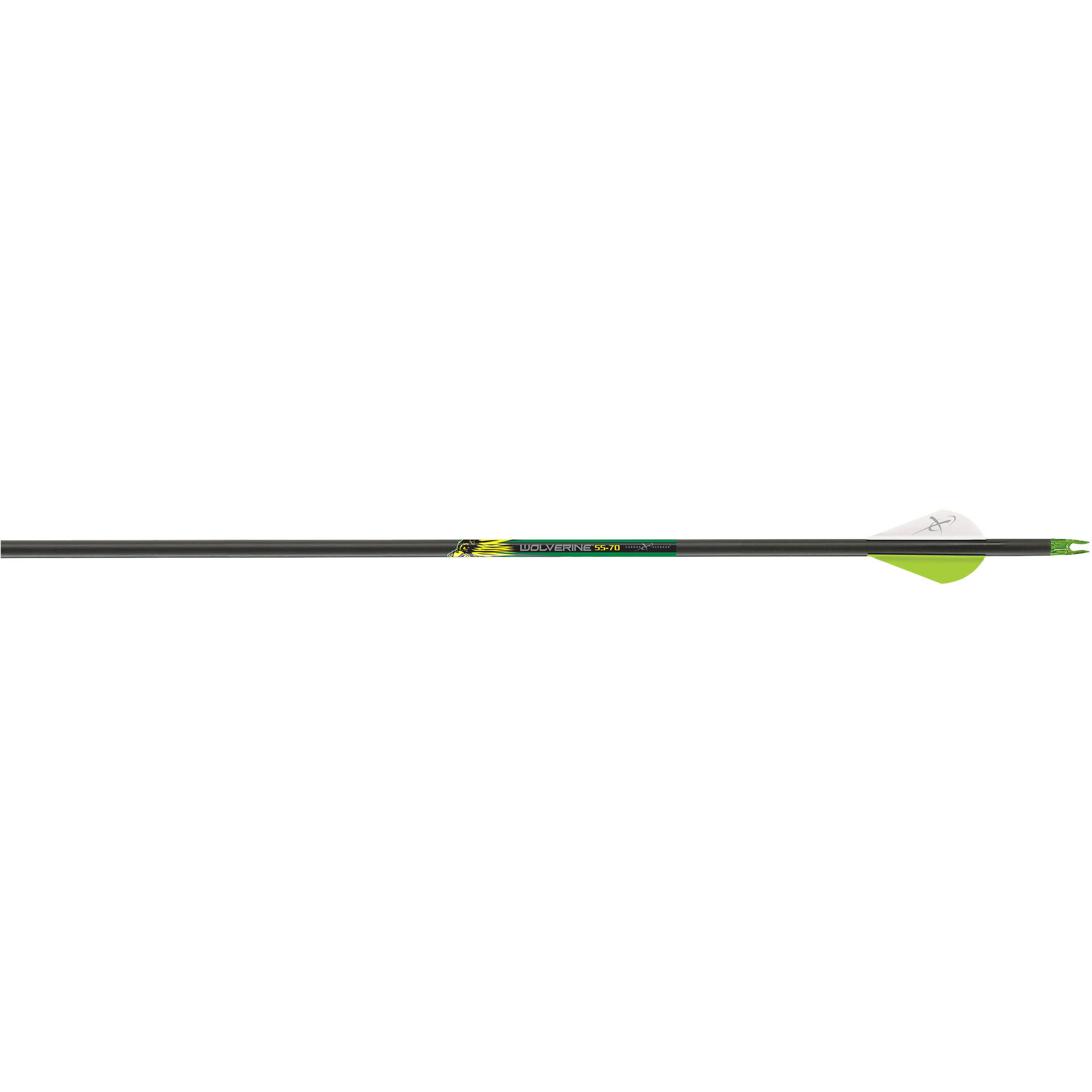 Carbon Express Wolverine 55-70 lb Draw Arrow, 30