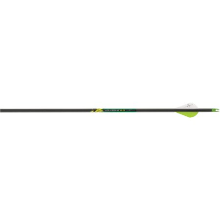 Amber Led Arrows (Carbon Express Wolverine 55-70 lb Draw Arrow, 30
