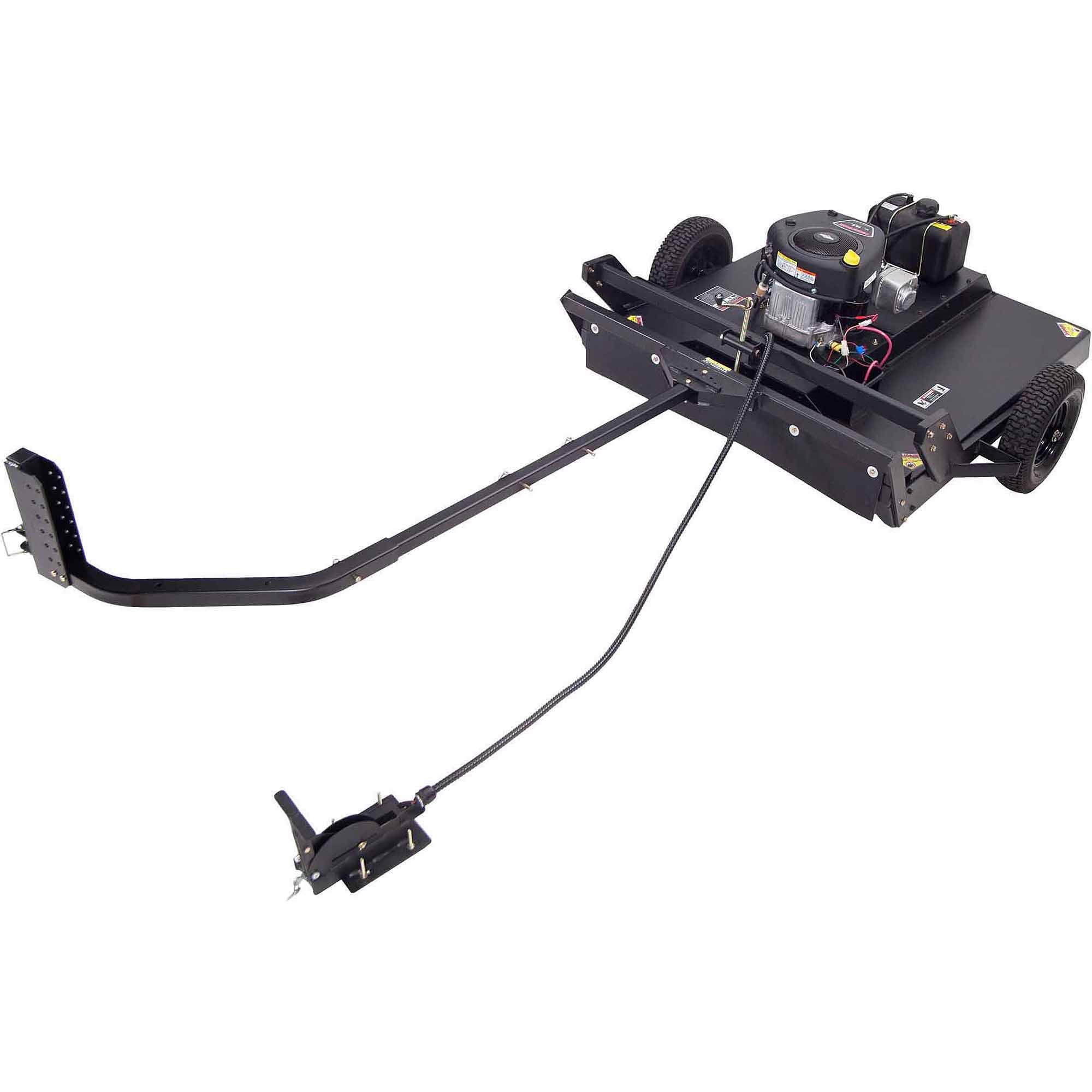 """14.5 HP 44"""" Electric Start Rough Cut Trailcutter"""