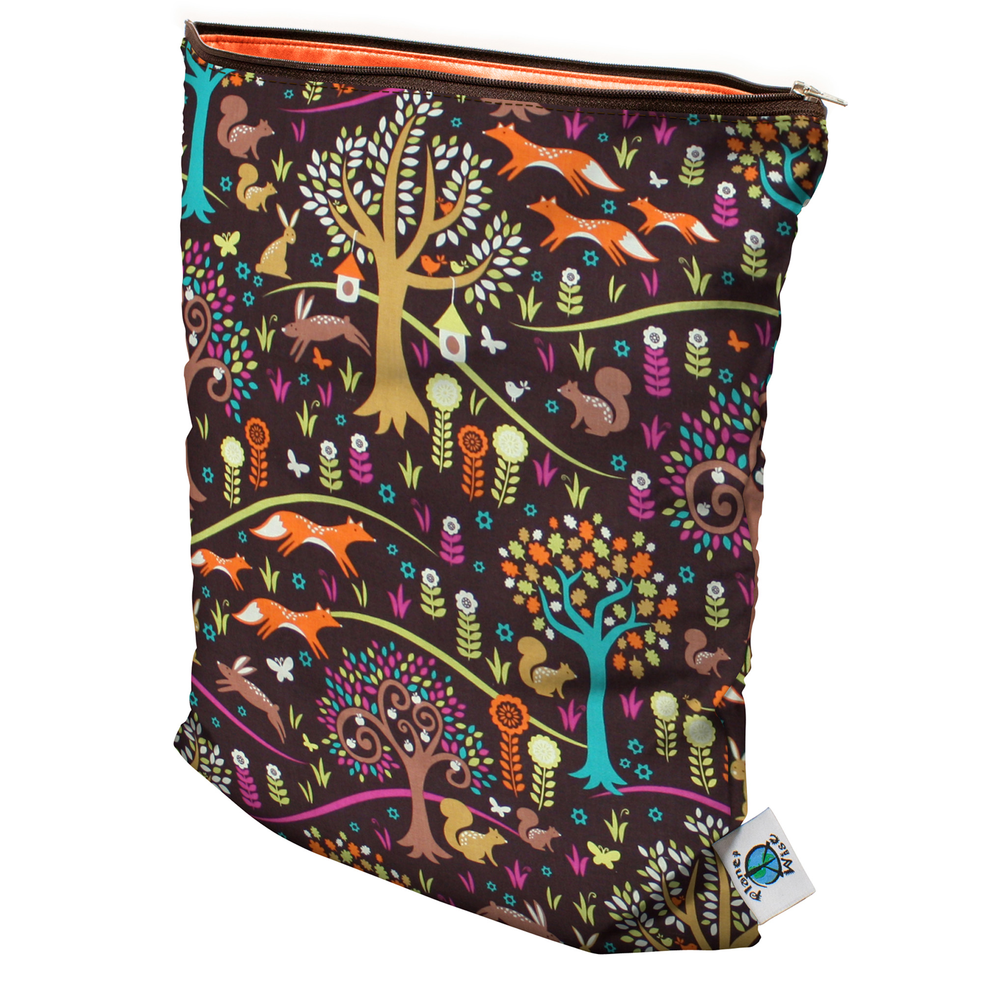 Planet Wise Medium Wet Bag, Jewel Woods