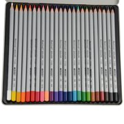 ktaxon 24 color marco raffine assorted professional drawing colored pencils set oil based non - Kids Color Books