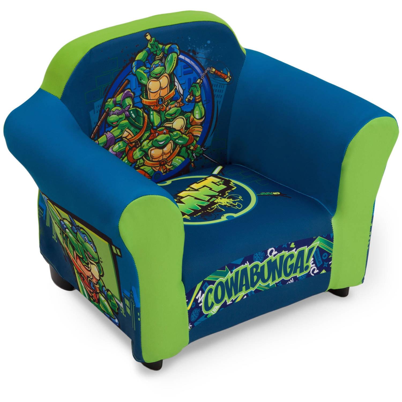 Nickelodeon Teenage Mutant Ninja Turtles Plastic Frame Upholstered