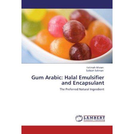 Gum Arabic  Halal Emulsifier And Encapsulant