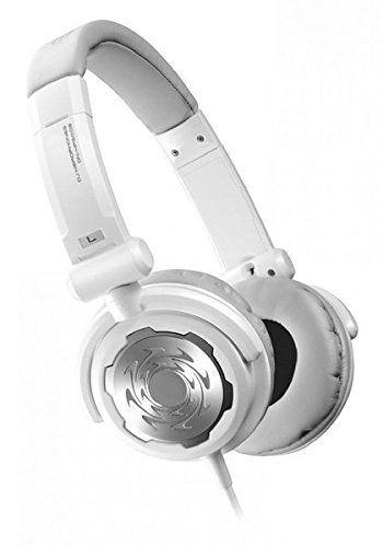 Denon DNHP500S Professional DJ Headphones, White by Denon