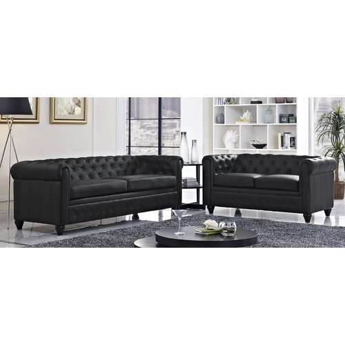 Modway Earl 2 Piece Living Room Set