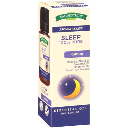 Nature's Truth® Aromatherapy Sleep 100% Pure Essential Oil 0.51 fl. oz. -