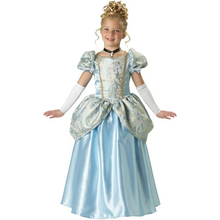 Child Premium Enchanting Princess Costume Incharacter Costumes LLC 7018, 10,12,4,6,8 - Costume Online Australia