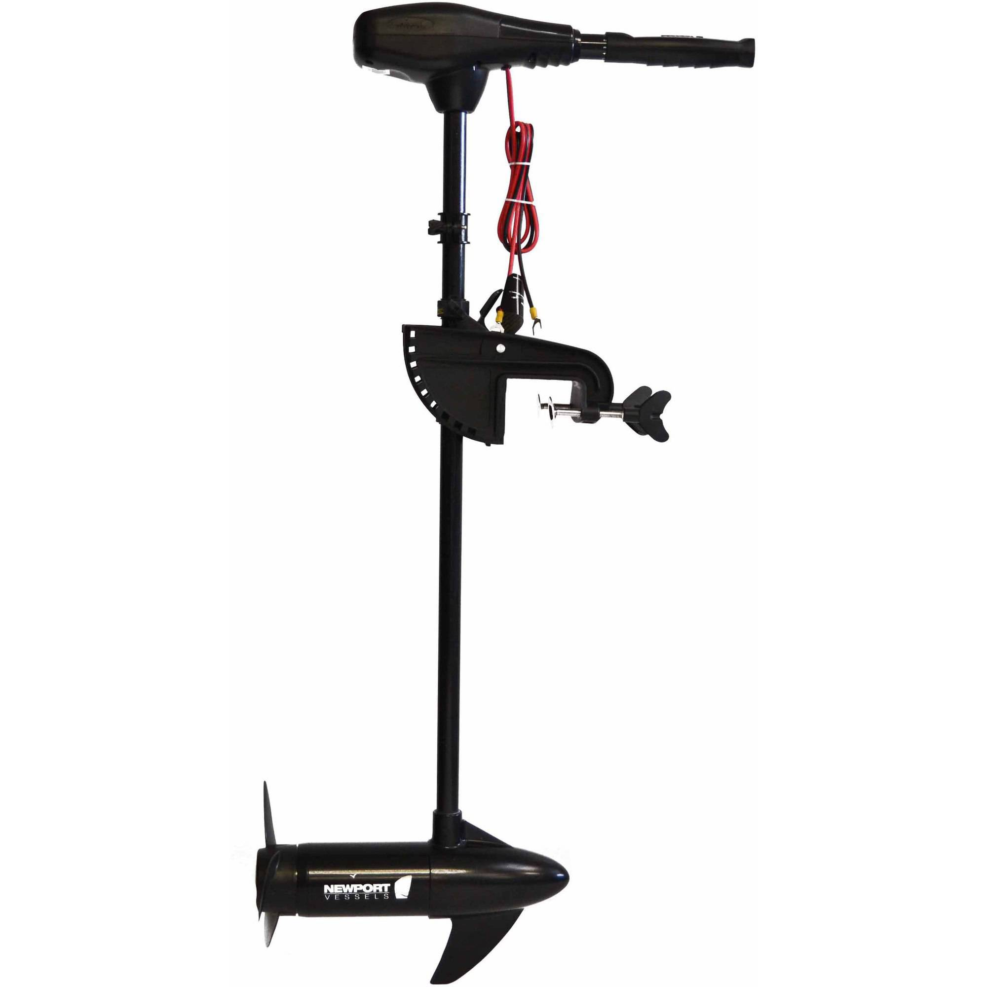 "Newport Vessels 86-Pound Thrust Electric Trolling Motor, 36"" Shaft by Newport Vessels"