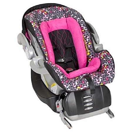 Baby Trend Flex Loc Infant Car Seat Hello Kitty