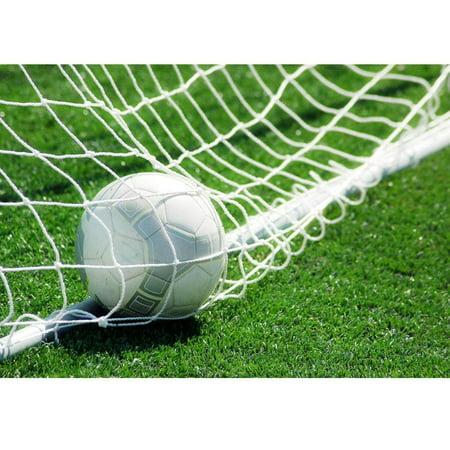 New Goal Sports Cross Trainer (HURRISE Soccer Post Net,Soccer Net,Full Size Football Soccer Net Sports Replacement Soccer Goal Post Net for Sports Match Training )
