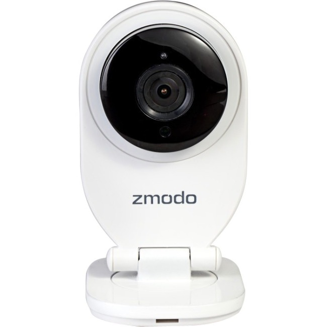 Zmodo Network Camera - Color - 32.81 ft Night Vision - H.264 - (Refurbished)