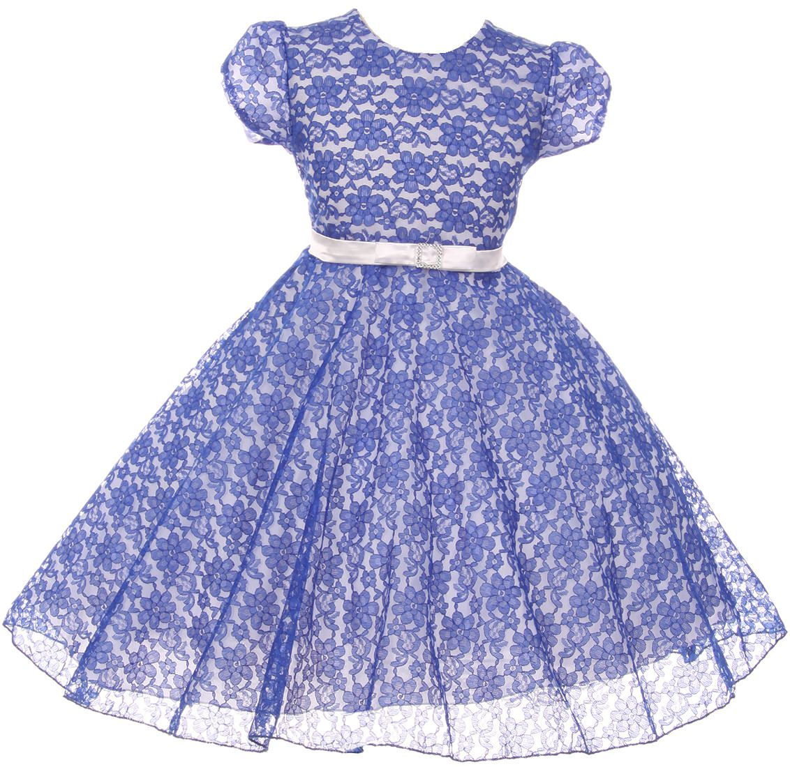 c7c009b4b02 Size 6x Flower Girl Dresses
