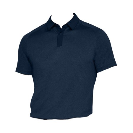 5f5ee0e5 NEW Under Armour Jordan Spieth Threadborne Navy Golf Polo Men's Extra Large  (XL) - Walmart.com