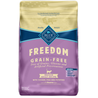 Blue Buffalo Freedom Grain Free Natural Indoor Adult Dry Cat Food, Chicken, 11-lb.