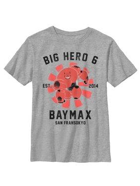 9c3139a02 Product Image Big Hero 6 Boys' Baymax Portrait T-Shirt