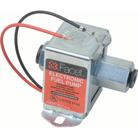 New Solid State Fuel Pump 12V 3-4.5Psi, 12