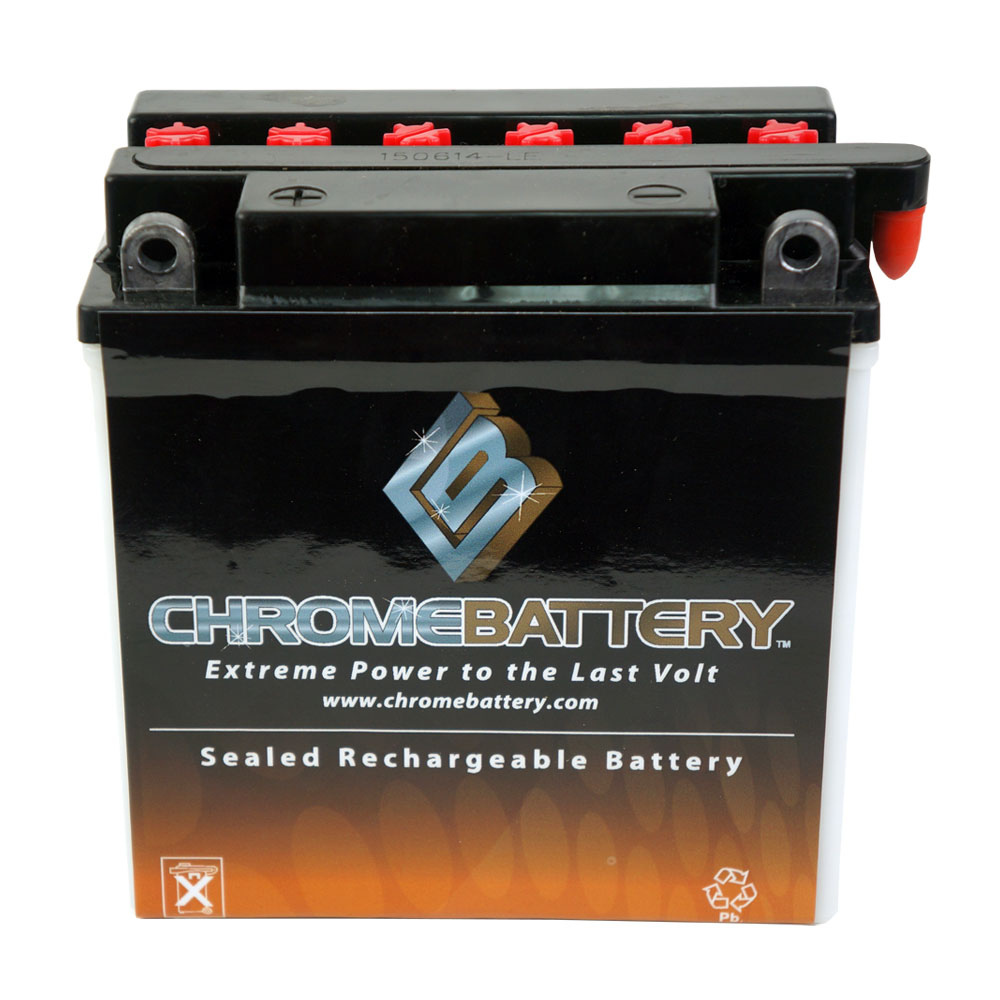 12N9-4B-1 Motorcycle Battery for Benelli 125CS