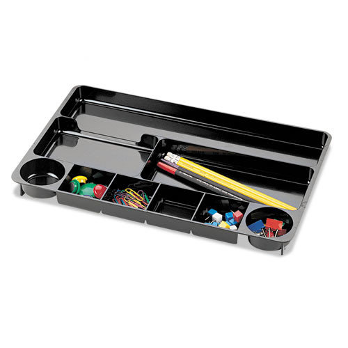 Officemate International Corp Recycled 9-Compartment Desk Drawer Organizer (Set of 2)