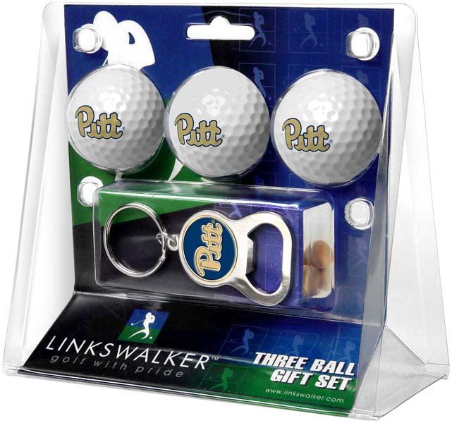 Pittsburgh Keychain Bottle Opener 3 Ball Gift Pack