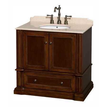 36 in single sink bathroom vanity - Walmart bathroom vanities with sink ...