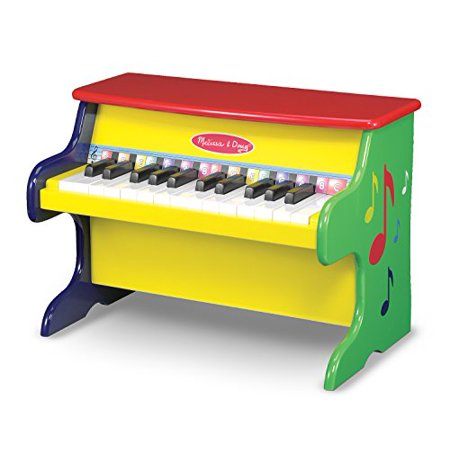 Melissa & Doug Learn-To-Play Piano (Melissa And Doug Piano)